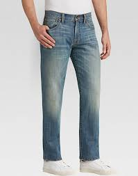 light wash jeans mens lucky brand 181 grand prairie light wash relaxed fit jeans men s