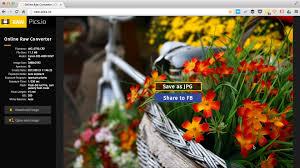 convertir varias imagenes nef a jpg how to convert cr2 and nef to jpg raw pics io youtube