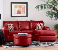 Dining Room Couch Leather Couch With Fabric Cushions