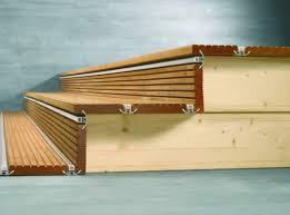 holz fã r treppen chestha treppe terrasse design