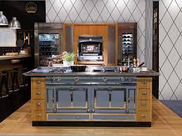La Cornue Kitchen Designs by Stainless Steel Cooker Château 150 By La Cornue