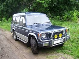 1988 mitsubishi montero information and photos momentcar