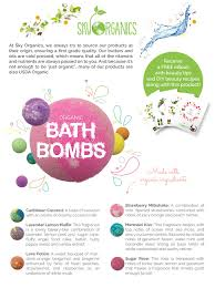 amazon com bath bombs gift set by sky organics 6 x 5 oz ultra