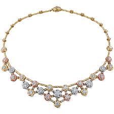 color necklace images Atlantico tri color necklace png
