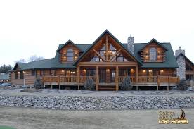 interior lighting for homes exterior golden eagle log homes custom designed log home