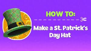 how to st patrick u0027s day hat disney club penguin island youtube