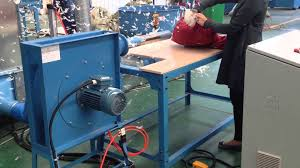feather pillow filling machine f11 youtube