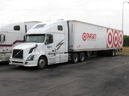 volvo trailer swift transportation volvo with target trailer truck 3039 u2026 flickr