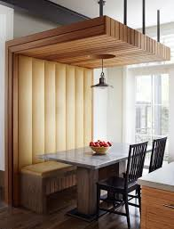 Dining Room Booth by Chicago Dining Room Booth Modern With Accent Wall Contemporary