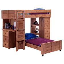 Childrens Bunk Bed With Desk Bunk Beds With Desk Storage Shelf Including Square Carpet