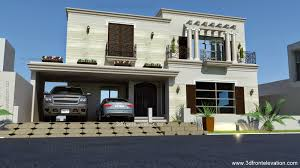 Home Design Plans 1 Kanal Spanish House Design Plan Dha Lahore Pakistan House