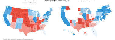Electoral College Maps 2016 Projections Amp Predictions by 2016 Us Election Electoral Map