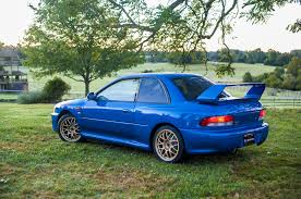 subaru impreza modified blue our 5 favorite subaru wrx sti models automobile magazine