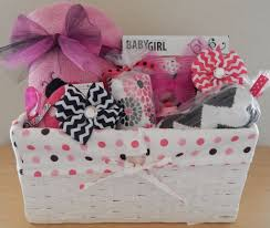 baby shower gift baskets ladybug baby shower gift basket colorfulbows