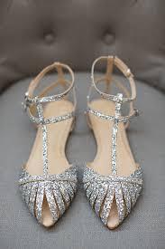 wedding shoes glitter sparkle flats eyeglass holder glitter heels and badges