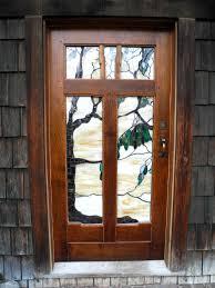 Shaker Style Exterior Doors by Interior Craftsman Doors Image Collections Glass Door Interior