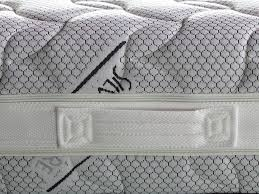 materasso memory silver relax mattress with springs