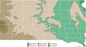 south dakota road map map of south dakota