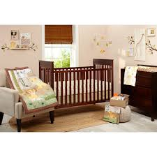 Monkey Crib Bedding Sets Lion King Under The Sun 4 Piece Crib Bedding Set Walmart Com