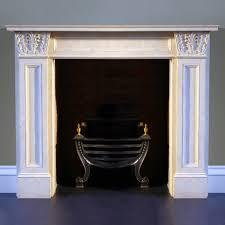 regency fireplace binhminh decoration