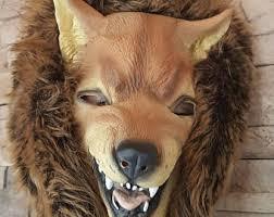 werewolf costume etsy