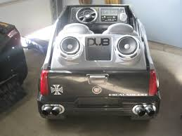 power wheels cadillac escalade custom edition modified power wheels submit your pic or vote for best custom