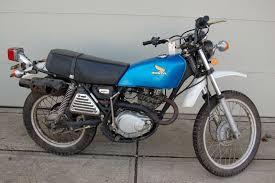 r4l 1976 honda xl250