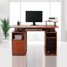 tablette coulissante bureau bureau avec tablette coulissante bureau informatique multimacdia