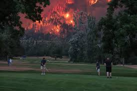 Wild Fires In Oregon State by Eagle Creek Pictures As Irma Churns Oregon Fire Burns Fortune Com