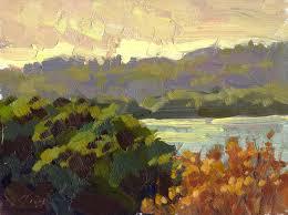 my oil color palette life plein air