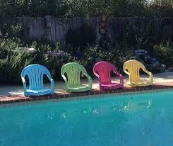 Poolside Chair Perch Yourself On One Of These Crafty Poolside Chairs