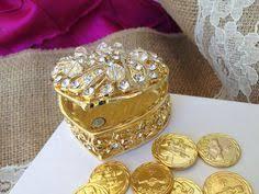 arras de oro arras arras de boda monedas de la unidad tesorero por yolisbridal