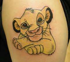 tattoos inspired by the lion king tattoo com