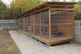 Backyard For Dogs by 34 Doggone Good Backyard Dog House Ideas