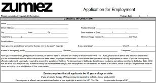 Position Desired Resume Zumiez Resume 9580 Plgsa Org