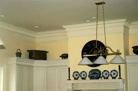 Kitchen Molding Cabinets by Decorating Exciting Home Depot Crown Molding With Paint Kitchen