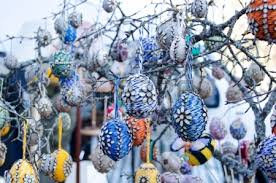 Easter Decorations On Sale by Traditional Spring Easter Decor Handmade Floral Palm Sale In