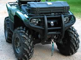 aftermarket bumpers yamaha grizzly atv forum