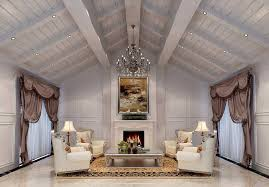 Best Design Of Room Under Roof With Living Room Roof Design - Living room roof design