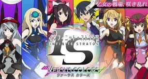imagenes juegos anime infinite stratos tendrá su juego 3d para pc anime en español