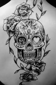 sugar skull design binge thinking