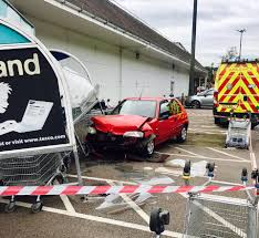 Car Park by Emergency Services Called To Supermarket Car Park Stratford Herald
