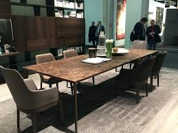 large dining table legs large dining room table brown marble dining table for large families
