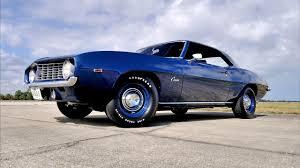 dusk blue camaro chevrolet camaro zl 1 copo dusk blue 1969