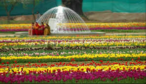 Seeking Season 1 Mega Mega Tourism Event In Kashmir From Mar 27 29 Golf Tulip Garden