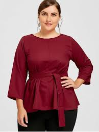 plus size blouses plus size tunic top wine plus size blouses 4xl zaful
