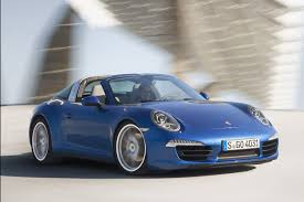 new porsche 911 the new porsche targa has a magical pop top wired