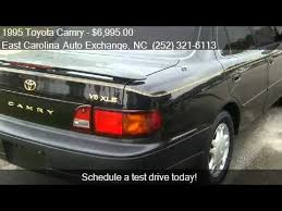 toyota camry xle for sale 1995 toyota camry xle v6 4dr sedan for sale in greenville n