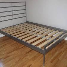 Heimdal Bed Frame Best Size Ikea Heimdal Bed Frame Condition For Sale In