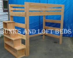 stairs for bunk bed etsy
